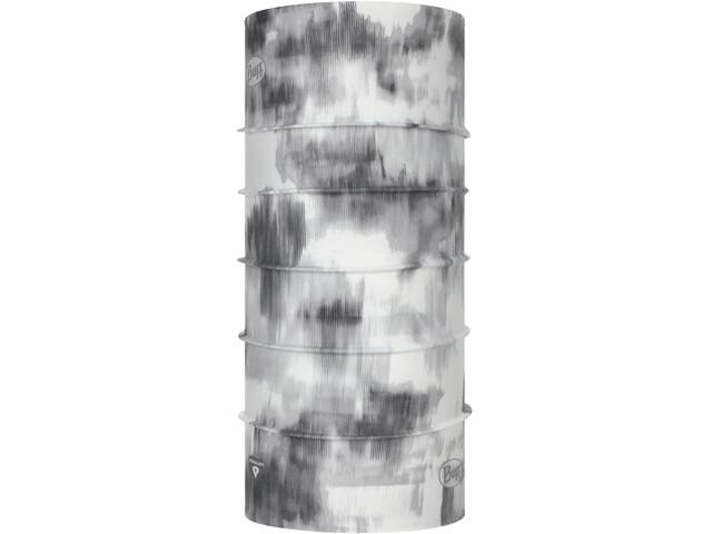 Buff ThermoNet Tubo de cuello, gris/blanco